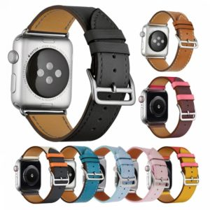 PULSEIRA APPLE WATCH COURO 42/44MM