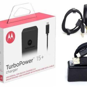 CARREGADOR MOTOROLA TURBO MICRO-USB