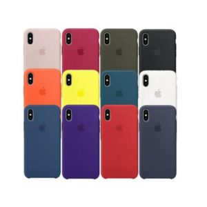 CAPA IPHONE XS SILICONE