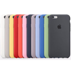 CAPA IPHONE 6/6S SILICONE